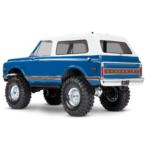 1972 chevy trx4 blue