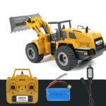 Huina-583-1583-1-14-2-4Ghz-10-Channel-metal-rc-bulldozer-Model-for-kids-Remote