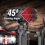 geometry-45-degree-steering
