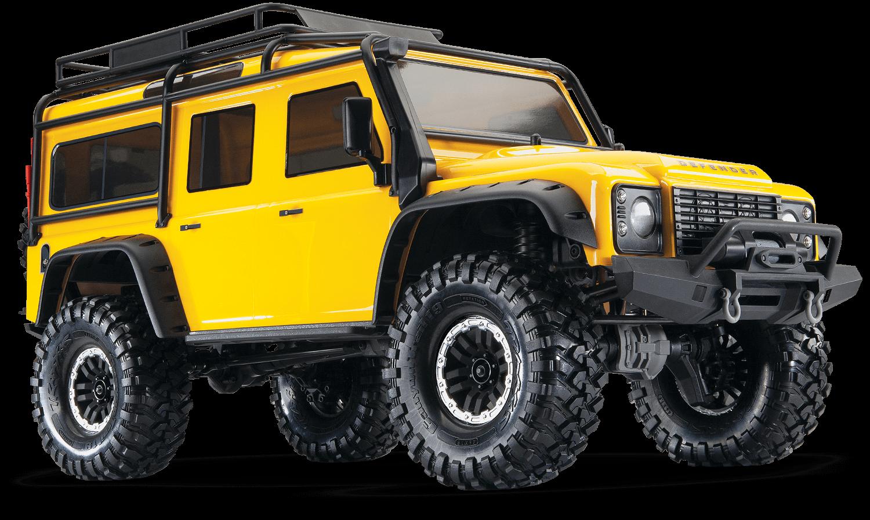 trx4 yellow